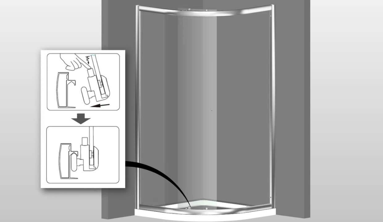 runddusche 90x90 berlin x cm with runddusche 90x90 free. Black Bedroom Furniture Sets. Home Design Ideas