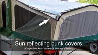 Inexpensive Pop Up Camper Modifications You Can Make Part 1