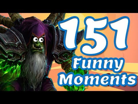Heroes of the Storm: WP and Funny Moments #151