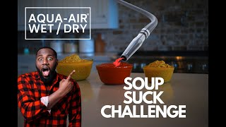 """""""Will it Suck?"""" Challenge! 3 Bowls of Soup"""