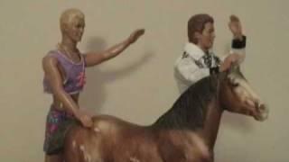 Dirt People Showdown - Ken & Ken & Flipper!!! Funny!!