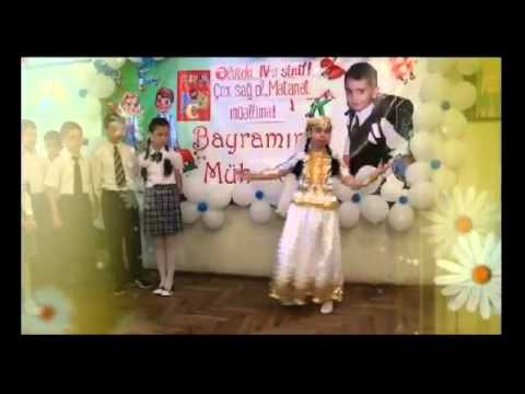 əlvida 4 Cu Sinif 234 Sayli Orta Məktəb 29 05 2013 3 Youtube