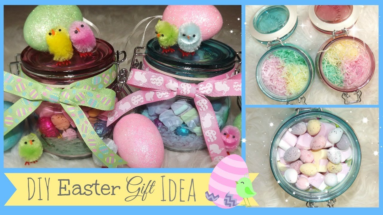 Diy easter gift idea affordable youtube negle Image collections