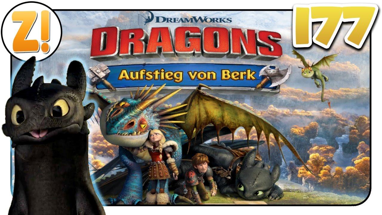 Drachen: Aufstieg von Berk - DER GRÜNE TOD #177 | Lets