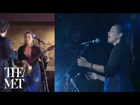 Rhiannon Giddens With Francesco Turrisi: There Is No Other | MetLiveArts