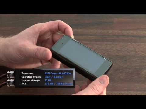Nokia N900: Unboxing and 1st Look