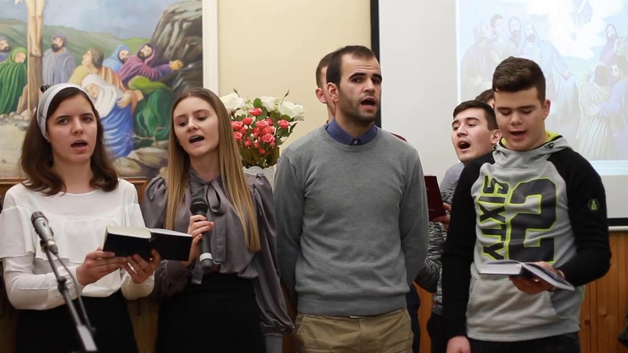 Daca-ti lipseste pacea  Adunare de evanghelizare Oastea Domnului Ighiel - Alba 2019