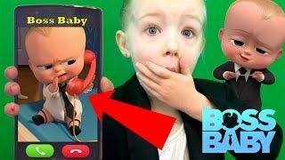 Aufruf Der Boss Baby *OMG Er hat Tatsächlich Geantwortet* Voll Streich, Comic-Film Figur