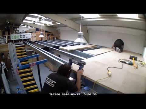 Mezzanine Floor Installation - Mid Kent Mezzanine