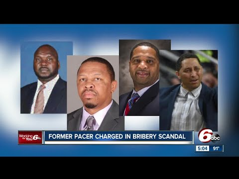 Former Pacer Chuck Person one of 4 NCAA coaches charged with fraud and corruption