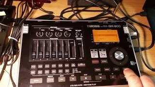 أدوبي AUDICION CS6 تسجيل الإعداد مع مدرب BR 800