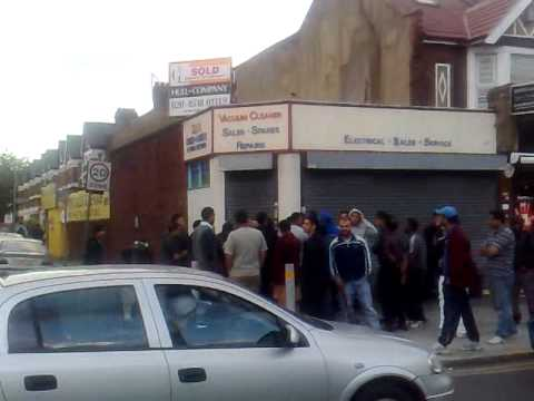 East London: Ilford - Video 4 Ilford on Lockdown!
