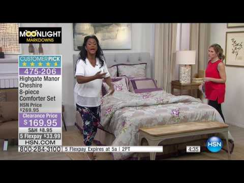 HSN | Moonlight Markdowns featuring Home 03.20.2017 - 04 AM