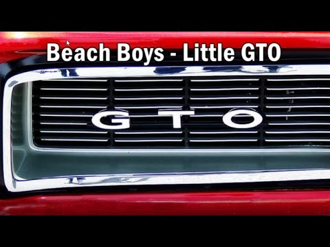 Beach Boys - Little GTO (Hi-Fi Stereo)