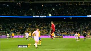 Ibrahimovic AMAZING 30 METERS BICYCLE GOAL