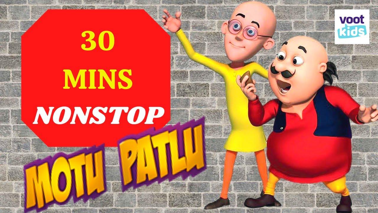 Motu Patlu | 30 Minutes Non-Stop | Cartoon Videos For Kids | Voot Kids
