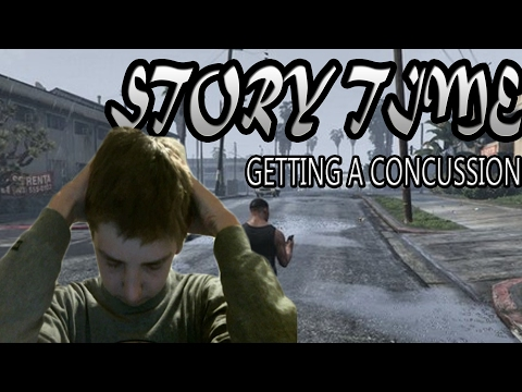 Story Time | GETTING A CONCUSSION!! (FULL STORY)