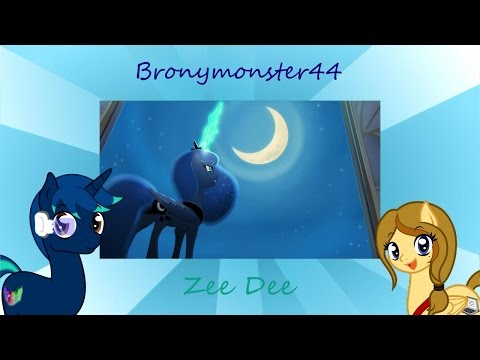 A Brony Couple Reacts - The Moon Rises