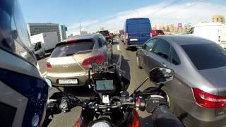 KTM 1290 Super Adventure Тест райд с комментариями