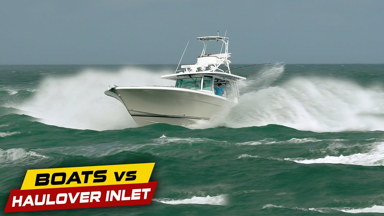 Download TIMING IS EVERYTHING! | Boats vs Haulover Inlet