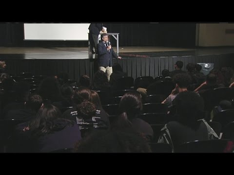 Students learn powerful lesson on opioid epidemic