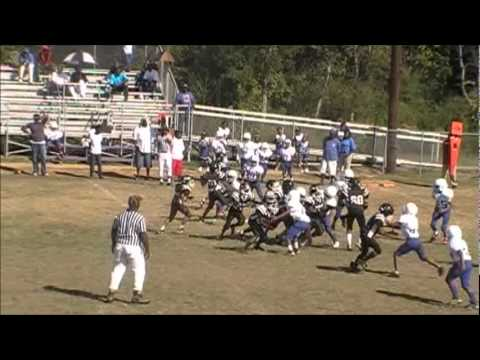 2011 Colts Midgets vs Crystal Springs 2