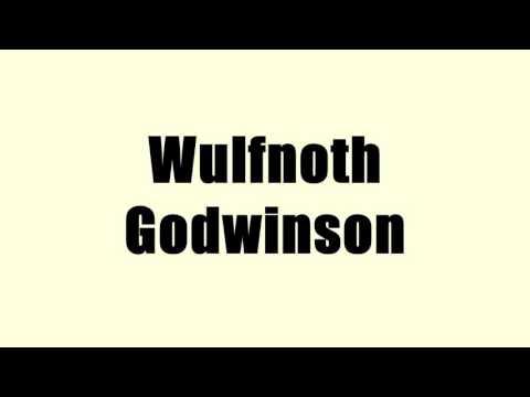 Wulfnoth Godwinson