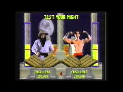 Mortal Kombat Arcade Promotional Video (1992) [HD]