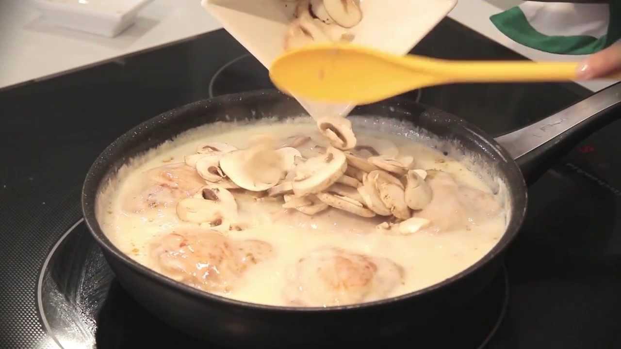 Recetas f ciles c mo preparar pollo en salsa blanca for Comidas para preparar