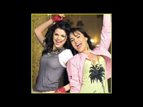 demi loavto and selena gomez - one and the same with lyrics
