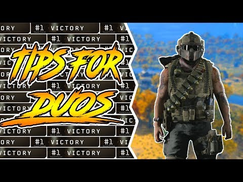 CoD BLACKOUT | TiPS FOR DUOS!!!! (18 KiLL SOLO DUO)