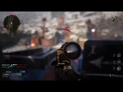 Oddi guy sniping on ww2