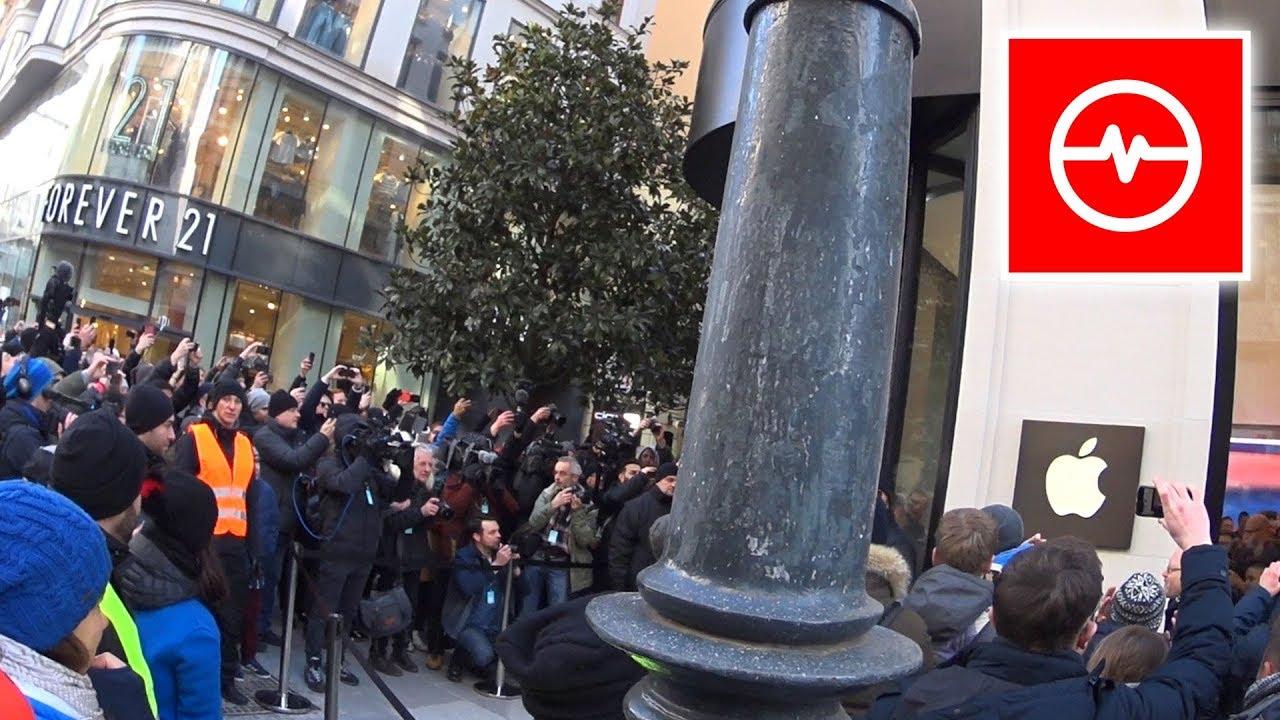 Walka na promocji – Apple Store Wiedeń – prawie jak w Lidlu
