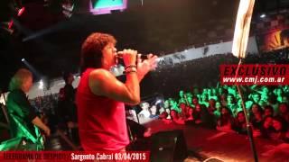 La Mona - Telegrama de Despido - Sargento Cabral 03/04/2015