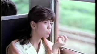 南野陽子 グリコ アーモンド チョコレート CM Minamino Yoko Almond cho...