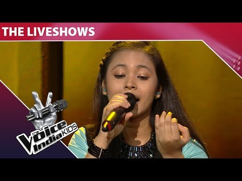 Neelanjana Ray | Performs on Bada Dukh Dina O Ramji | The Voice India Kids |  Episode 22