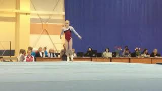 Комнова Ирина - вольные упражнения