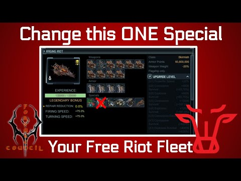 Battle Pirates: Change This ONE Special On Your FREE Riot Fleet - February 2020