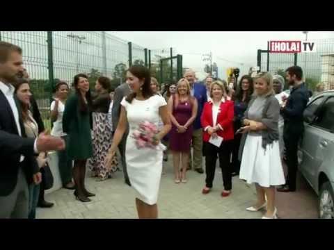 La visita de Mary de Dinamarca a Río de Janeiro | ¡HOLA! Diario