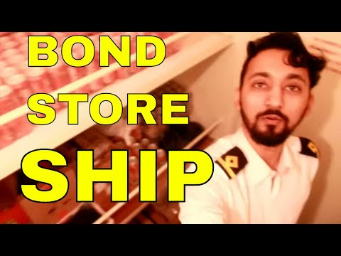 WHAT I BOUGHT FROM BOND STORE IN SHIP II VLOG