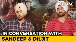 'Soorma': Sandeep Singh And Diljit Dosanjh's Hockey Tales