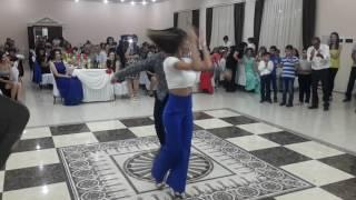 Греческая свадьба, красивый танец! Ст. Суворовская!