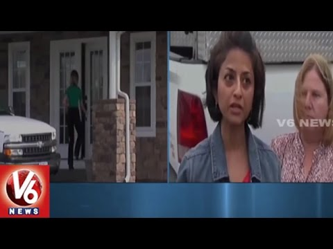 Kansas People Reaction After Srinivas Kuchibhotla Murder | V6 USA NRI News