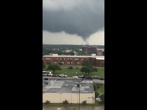 K.O. - EF2 Tornado Hit Bryan