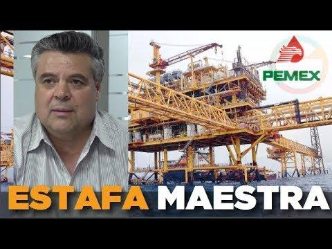 """Funcionario de #Pemex vinculado a """"Estafa Maestra"""" suspendido e investigado"""