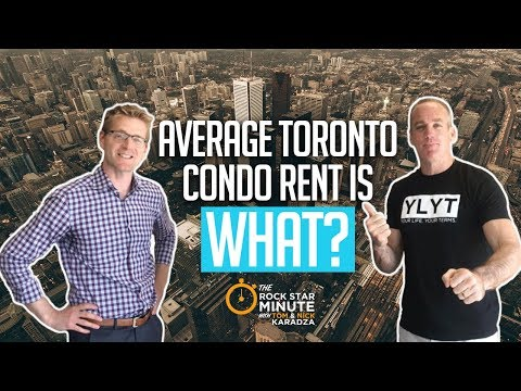 Average Toronto Condo Rent & Schools in Condo Neighborhoods
