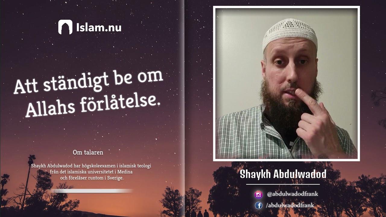 Koranreflektion #2 | Att ständigt be om Allahs förlåtelse
