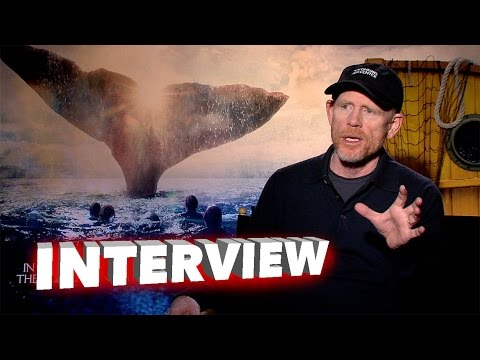 In The Heart Of The Sea: Ron Howard Exclusive Interview