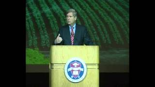 AgNeTVideo: Ag Secretary Tom Vilsack Speaks at Fresno State on Farm Bill