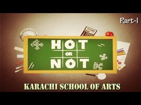 Karachi School of Arts  Part 1 | Hot or Not | Mirza Omer | DW News